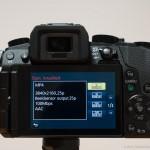 Review: Panasonic G7 software en bediening