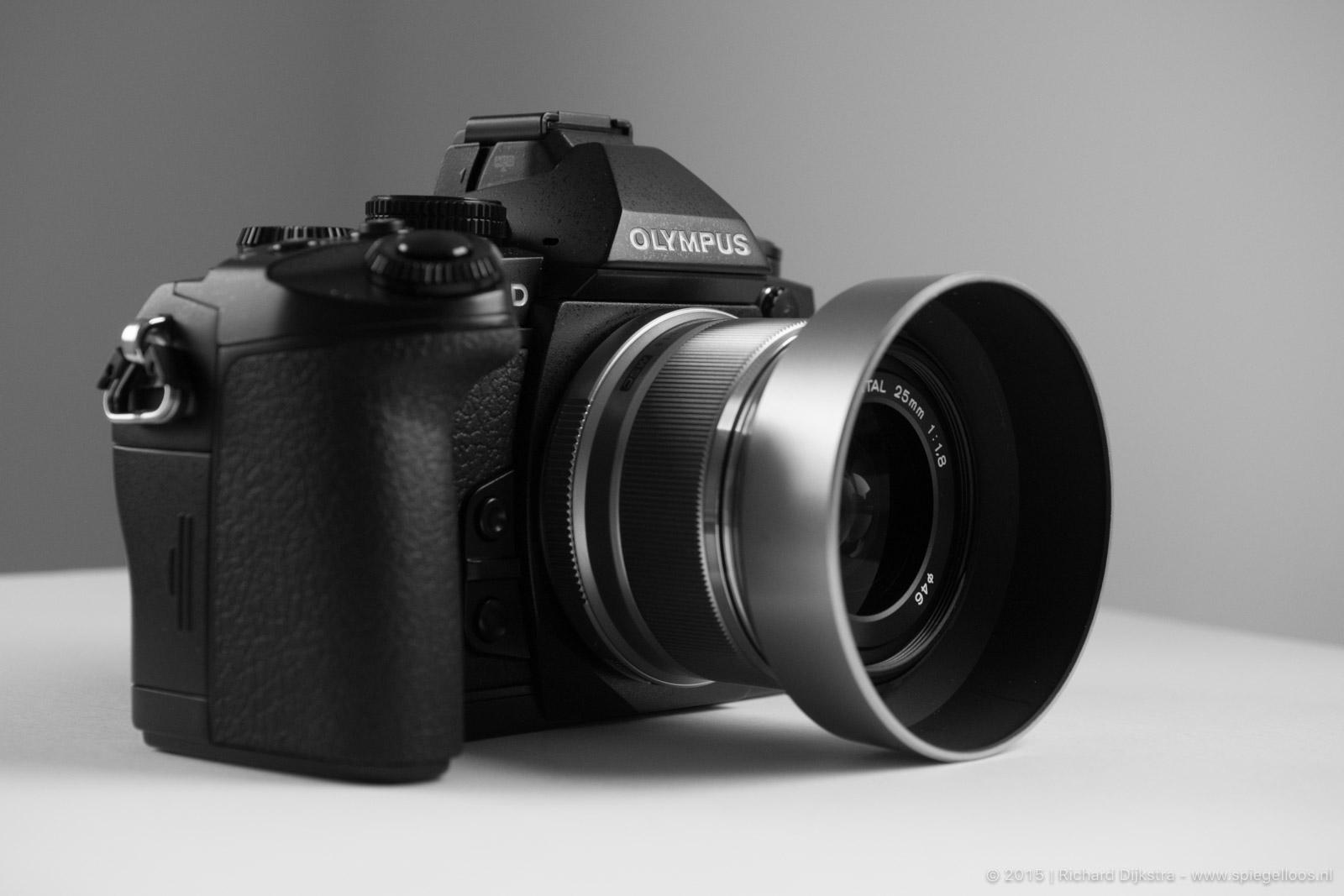 Olympus 25mm shot