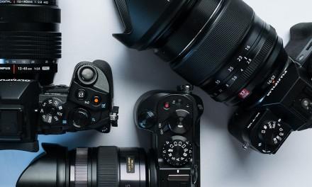 De titanenstrijd: 3x de beste systeemsensor met een f/2.8 lens