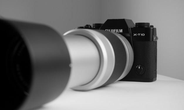 Fuji 16 tot 230mm(!); 2 lenzen getest uit de Fujinon XC serie