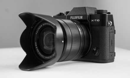 De Fuji X-T10: van binnen lijkt hij erg op zijn grotere broer