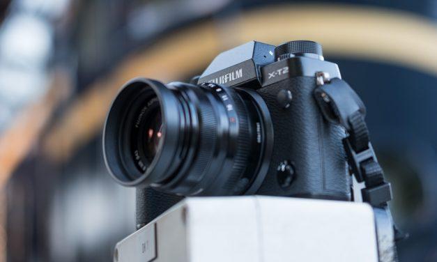 Testfoto's van de nieuwe Fujifilm X-T2