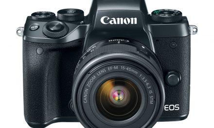 Canon EOS M5: stormt Canon nu echt binnen in het systeemcamera segment?