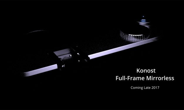 Konost: een compleet nieuw merk in het spiegelloze segment